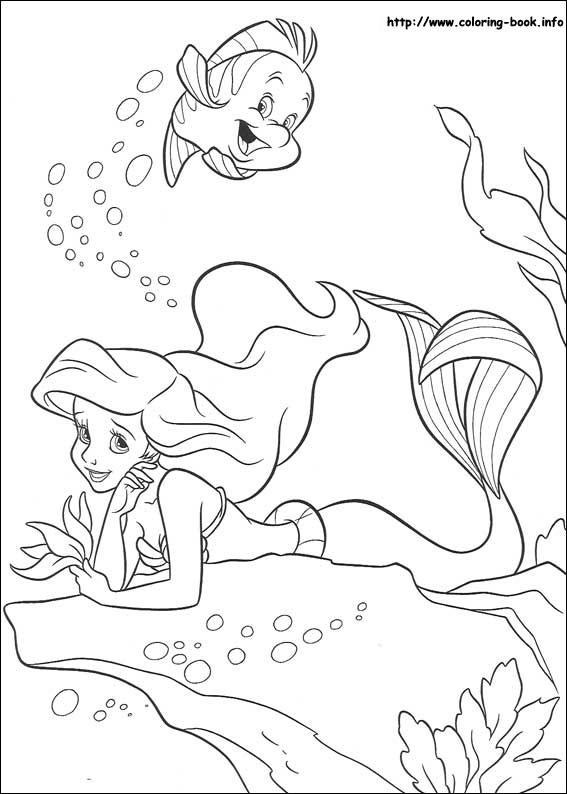 Mala morska deklica