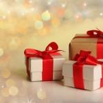 Božiček in darila