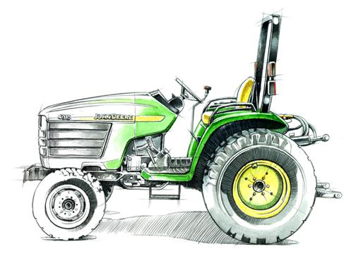 Tractor-wallpaper